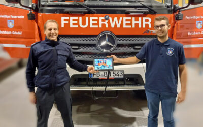 Feuerwehr goes digital